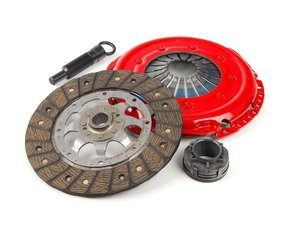 ES#3098852 - 0205hdodmfKT - Stage 2 Daily Clutch Kit - Designed for the daily-driven, weekend track warrior. Conservatively rated at 280ft/lbs. - South Bend Clutch - Audi Volkswagen