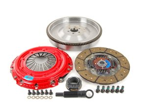 ES#3106531 - k70350fhdofeKT - Stage 2 Endurance Clutch Kit - Designed for track use while still streetable. Conservatively rated at 450ft/lbs. - South Bend Clutch - Audi
