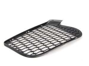 ES#1305160 - 51117205577 - Open air grille - left - Grille to cover the lower portion of your front bumper - Genuine BMW - BMW