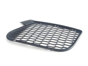 ES#1305161 - 51117205578 - Open Air Grille - right - Grille to cover the lower portion of your front bumper - Genuine BMW - BMW