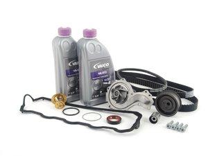 ES#6389 - 028198479EV - ECS Tuning Timing Belt Kit - Ultimate - 19 piece complete timing belt kit for the ultimate in preventative maintenance. - Assembled By ECS - Volkswagen