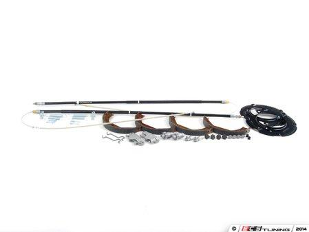 ES#2582032 - ECSPRKBRKKT - Parking Brake Refresh Kit - Everything you need to service your parking brake system - Assembled By ECS - BMW