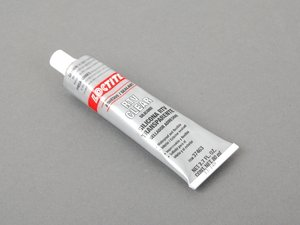 ES#260213 - 37463 - Clear RTV Sealant - 2.5oz - Great general purpose sealant for your automotive repairs - Loctite - Audi BMW Volkswagen Mercedes Benz MINI Porsche
