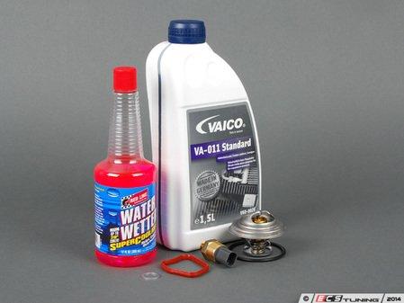 ES#2724966 - E36FNDKT1 -  Standard Fan Delete Kit  - Free up some extra horsepower by deleting your fan - Assembled By ECS - BMW