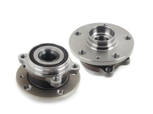 ES#2739916 - 5K0498621KT2 - Wheel Bearing & Hub Assembly Kit - Includes both wheel bearing/hub assemblies - KMM - Audi