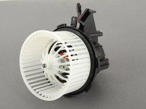ES#1598114 - 8K1820021C - Blower Motor - Pushes air through the vent system - Genuine Volkswagen Audi - Audi