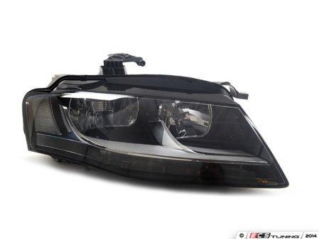 ES#2500665 - 133710u - European Halogen Headlight - Right - Improved beam pattern without amber markers - Automotive Lighting - Audi