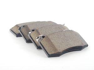 ES#2735899 - 005420952041 - Front Brake Pad Set - Does not include brake pad wear sensors - Genuine Mercedes Benz - Mercedes Benz