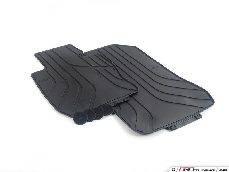 es2728154 front all weather floor mats black protect your