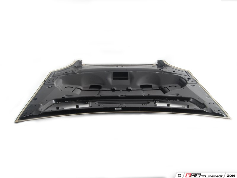 Genuine mercedes benz 1648800357 hood for Mercedes benz hood replacement