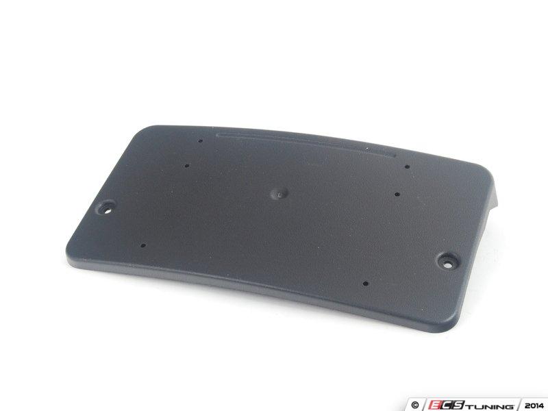 Genuine mercedes benz 1648851381 license plate bracket for Mercedes benz number plate holder
