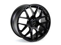 """ES#2748490 - 349A-13kt - 19"""" Style 349 Wheels - Set Of Four - 19""""x9.5"""" ET40 5x112 - Matte Black - Alzor - Audi Volkswagen"""