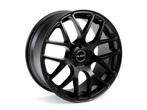 "ES#2748495 - 349A-13kt1 - 19"" Style 349 Wheels - Set Of Four - 19""x9.5"" ET40 CB66.6 5x112 Matte Black - Alzor - Audi"