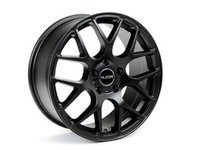 "ES#2748496 - 349A-14kt - 17"" Style 349 Wheels - Set Of Four - 17""x7.5"" ET45 5x112 - Matte Black - Alzor - Audi Volkswagen"