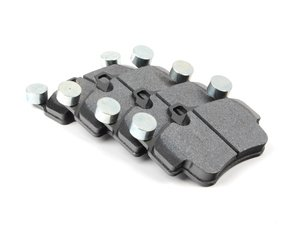 ES#2581243 - HB664F.634 - HPS Brake Pad Set - Composite compound, one of the best selling all around pads - Hawk - Porsche