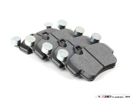 ES#2581243 - HB664F.634 - HPS Brake Pad Set - Composite compound, all-around pads - Hawk - Porsche