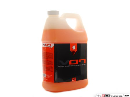 ES#2619212 - WAC808 - V7 Optical Select High Gloss Spray Sealant & Detailer - 1 Gallon - Add a high gloss shine in seconds with this spray on sealant - Chemical Guys - Audi BMW Volkswagen Mercedes Benz MINI Porsche