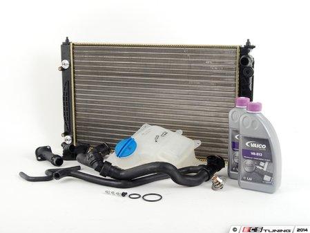 ES#2587054 - 8D0121251BCKT1 - Cooling System Refresh Kit - Level 2 - This comprehensive kit eliminates weak spots in your cooling system - Assembled By ECS - Volkswagen