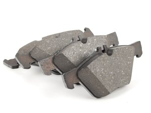 ES#2592899 - 0044200320 - Front Brake Pad Set - Does not include brake pad wear sensors - ATE Premium One - Mercedes Benz