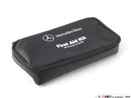 ES#1826879 - Q4860026 - First Aid Kit - Great kit to have in case of an emergency - Genuine Mercedes Benz - Mercedes Benz