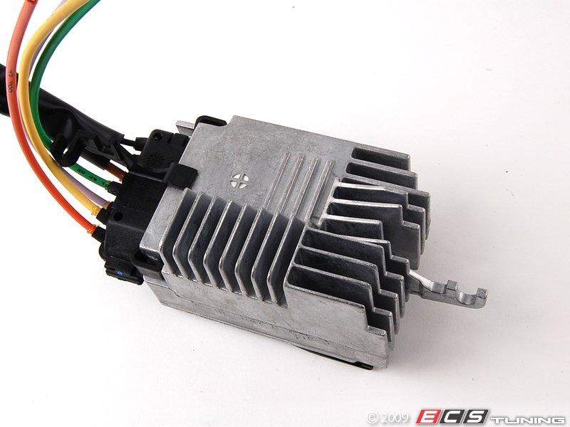 ECS News - Audi B7 A4 2 0T Radiator Fan Control Module
