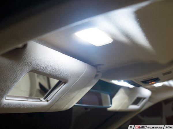 ZiZa - 006334ZIZ01KT6 - LED Vanity Mirror Lighting Kit
