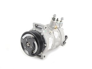 ES#2718666 - 1K0820808D - A/C Compressor  - Critical component for air conditioning system - Sanden - Audi Volkswagen