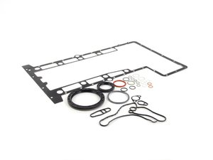 ES#17510 - 11110429839 - Crankcase Gasket Set - All of the gaskets you need to service your crankcase - Genuine BMW - BMW