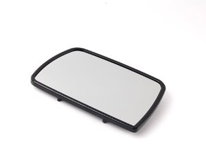 ES#87249 - 51168247769 - Heated Mirror Glass - Left - Non tinted and heated - Genuine BMW - BMW