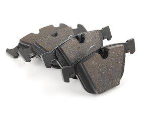 ES#259000 - 34216790966 - Rear Brake Pad Set - Genuine brake pads direct from BMW - Genuine BMW - BMW