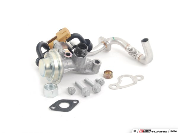 Genuine mercedes benz 1121400460kt egr valve kit level 3 for Mercedes benz egr valve