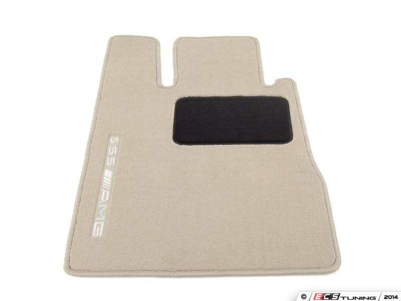 Genuine mercedes benz q6680470 carpeted floor mat set for Mercedes benz floor mats