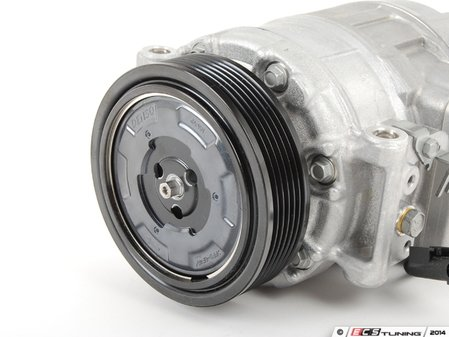 ES#2718481 - 64509180550 - A/C Compressor  - Keep your car cool with this new compressor - Denso - BMW