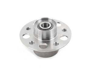 ES#2681867 - 2303300325 - Front Wheel Bearing And Hub Assembly - Priced Each - Includes new bearings and seal - Febi - Mercedes Benz