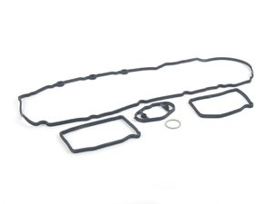 ES#2523357 - 11127588418 - Valve Cover Gasket Set - Re-seal a leaking valve cover to keep oil where you need it - Genuine BMW - BMW