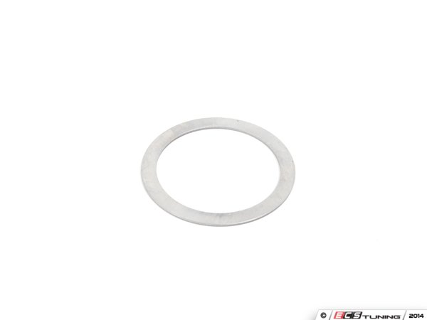 ES#44911 - 24207521972 - Compensating plate - Smooth's the movement and protects the seal from joining the input shaft on an automatic transmission - Genuine BMW - BMW