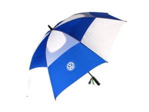 ES#1876532 - 17999 - VW Golf Umbrella - Looks great and made to hold up under pressure! - DriverGear - Volkswagen