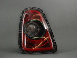 ES#2683953 - 63212296293 - Black Line Taillight - Left - Upgrade to the Black Line lights - Genuine MINI - MINI