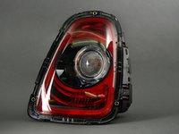 ES#2684052 - 63212296292 - Black Line Taillight - Right - Upgrade to the Black Line lights - Genuine MINI - MINI