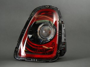 ES#2684052 - 63212296292 - Black Line Taillight - Right - Upgrade to the Black Line lights - Genuine MINI - MINI