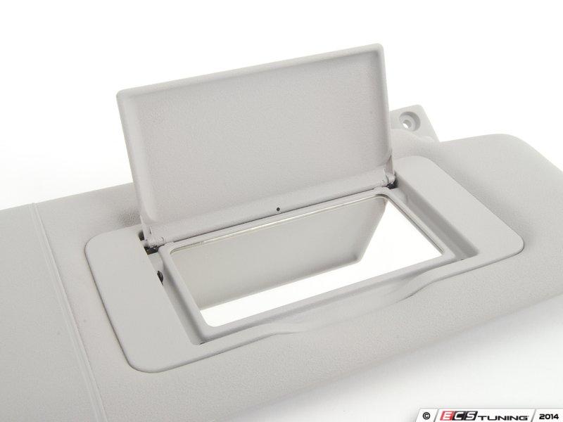 Genuine mercedes benz 20381014107f59 sun visor right for Mercedes benz sun visor replacement