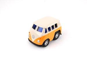 ES#1844032 - 19957 - Zoomie Pull & Go Bus - Watch Them Take off! - DriverGear - Volkswagen
