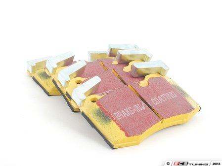 ES#2609016 - DP41854R - EBC Yellowstuff Brake Pad Set - Upgrade to EBC pads in your MINI - EBC - MINI