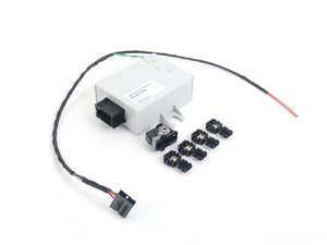 ES#4040256 - 63122462907 - Auxiliary Kit For Interface - Used for vehicles with additional rally driving lights / LED headlights - Genuine MINI - MINI