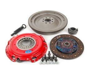 ES#3107957 - bmk1001fwhdoKT1 - Stage 2 Daily Clutch Kit - Designed for the daily-driven, weekend track warrior. Conservatively rated at 295ft/lbs - South Bend Clutch - MINI