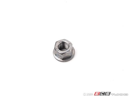 ES#16145 - 07129905541 - Hex Nut - Priced Each - Commonly used to mount intake manifold components - Genuine BMW - BMW