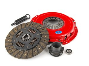 ES#3493301 - kf296hdoKT - Stage 2 Daily Clutch Kit - Designed for the daily-driven, weekend track warrior. Conservatively rated at 285ft/lbs. - South Bend Clutch - BMW