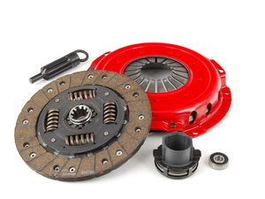 ES#3493433 - kf296hdKT1 - Stage 1 Heavy Duty Clutch Kit - Ideal for the spirited daily-driver. Rated at 260ft/lbs. - South Bend Clutch - BMW