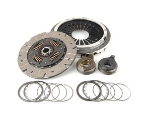 ES#2725290 - K70284HDOFESMF - Stage 2 Endurance Clutch Kit - Designed for track use while still streetable. Conservatively rated at 600 ft/lbs. - South Bend Clutch - Porsche