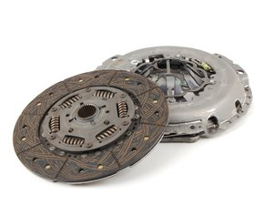 ES#3106549 - ks4b8hdofeKT - Stage 2 Endurance Clutch Kit - Designed for track use while still streetable. Conservatively rated at 430ft/lbs. - South Bend Clutch - Audi